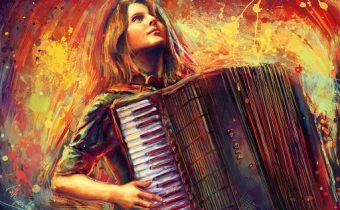 Prijmeme učiteľa hry na akordeón