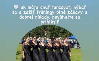 Tanečný odbor pre dospelých